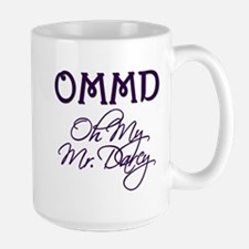 OMMD Oh My Mr Darcy! Mug