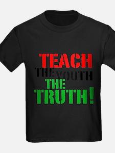Teach the Youth . . . T