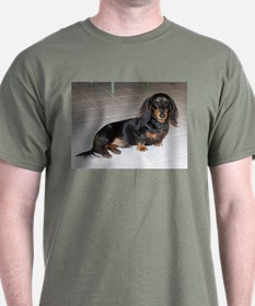 Black & Tan T-Shirt