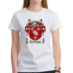 Armitage Coat of Arms Women's T-Shirt