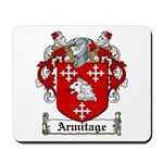 Armitage Coat of Arms Mousepad