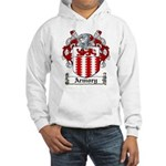 Armory Coat of Arms Hooded Sweatshirt