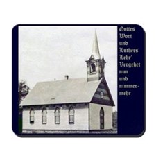 Luther's Teaching Mousepad