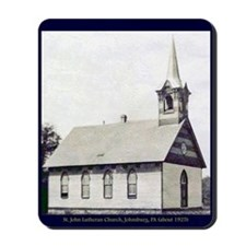 St. John's at Johnsburg Mousepad