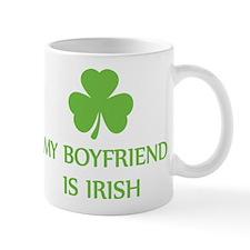 my boyfriend is irish Mug