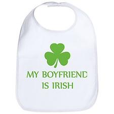 my boyfriend is irish Bib