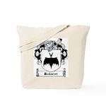 Bakster Coat of Arms Tote Bag