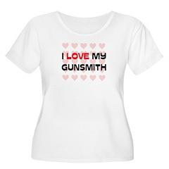 I Love My Gunsmith T-Shirt