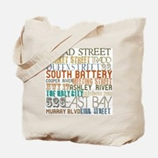 Charleston, SC Tote Bag