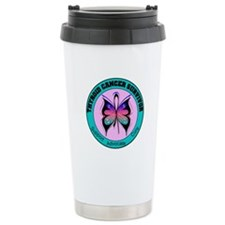 Thyroid Cancer Survivor Travel Mug