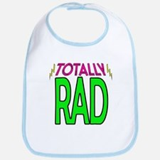 'Totally Rad' Bib