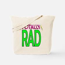 'Totally Rad' Tote Bag