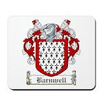 Barnwell Coat of Arms Mousepad
