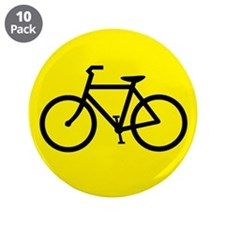 "3.5"" Bike Button (10 pack)"