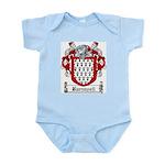 Barnwell Coat of Arms Infant Creeper