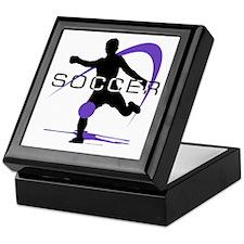Soccer Keepsake Box