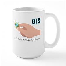 Fingertips Mugs