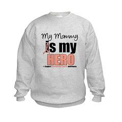 EndometrialCancerHeroMommy Sweatshirt
