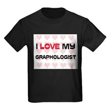 I Love My Graphologist T