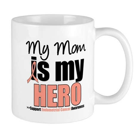 EndometrialCancerHeroMom Mug