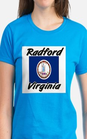 Radford virginia Tee
