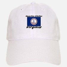 Quantico Station virginia Baseball Baseball Cap