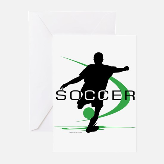 Soccer Greeting Cards (Pk of 10)