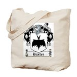 Baxter Coat of Arms Tote Bag