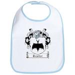 Baxter Coat of Arms Bib