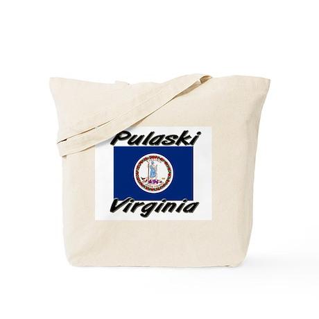 Pulaski virginia Tote Bag