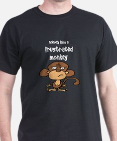 """Nobody likes a frustrated mo T-Shirt"