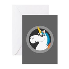 Geekicorn Greeting Cards (Pk of 10)