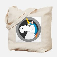 Geekicorn Tote Bag