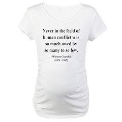 Winston Churchill 12 Shirt