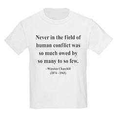 Winston Churchill 12 T-Shirt