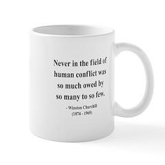 Winston Churchill 12 Mug