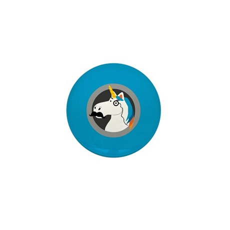 Baron Cornelius Van Horn Mini Button