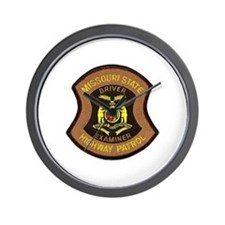 MHP Driver Examiner Wall Clock