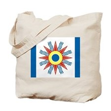 Chaldean Flag Tote Bag