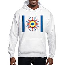 Chaldean Flag Jumper Hoody