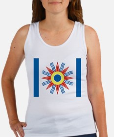 Chaldean Flag Women's Tank Top