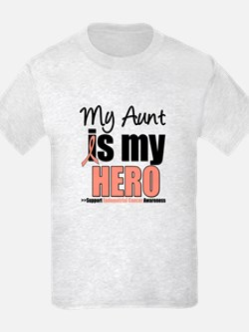 EndometrialCancerHeroAunt T-Shirt