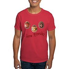 I Love Pysanky T-Shirt