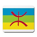 Berber Flag Mousepad