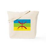 Berber Flag Tote Bag