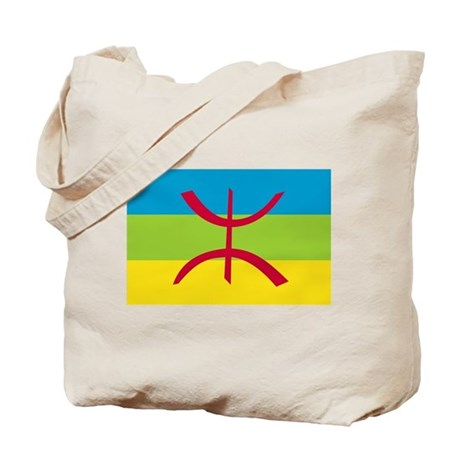 Berber Flag Tote Bag