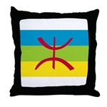Berber Flag Throw Pillow