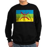 Berber Flag Sweatshirt (dark)