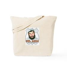 Funny Agha Tote Bag