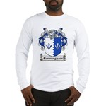 Bermingham Coat of Arms Long Sleeve T-Shirt